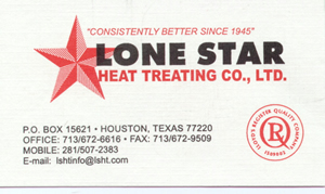 Lone Star Heat Treat